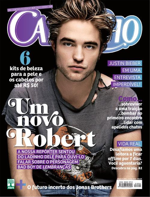 Preferência Entrevista com o Justin Bieber na Revista Capricho | :: FC Justin  BJ04